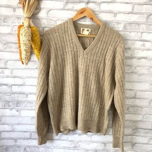 Knit sweater Vintage Sigallo